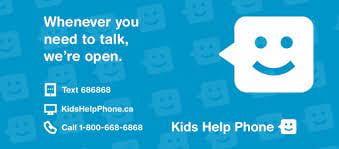 Kids Help Phone | Verified Facebook Page